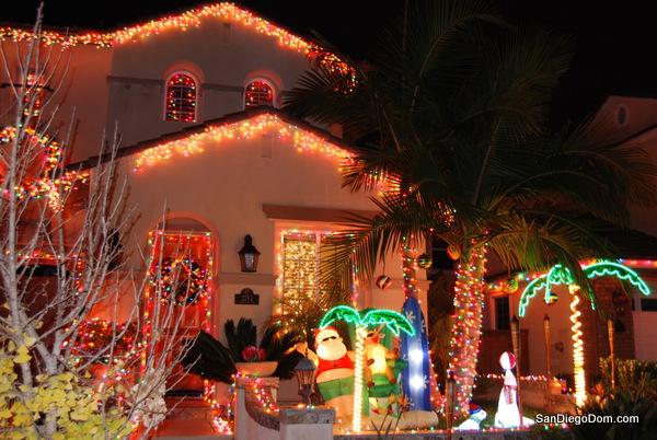 Рождество в Сан-Диего