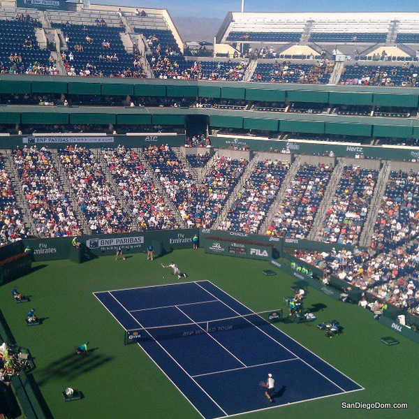 Indian Wells Tennis