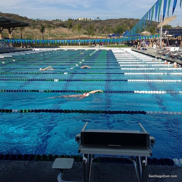 Alga Norte Olympic size pool