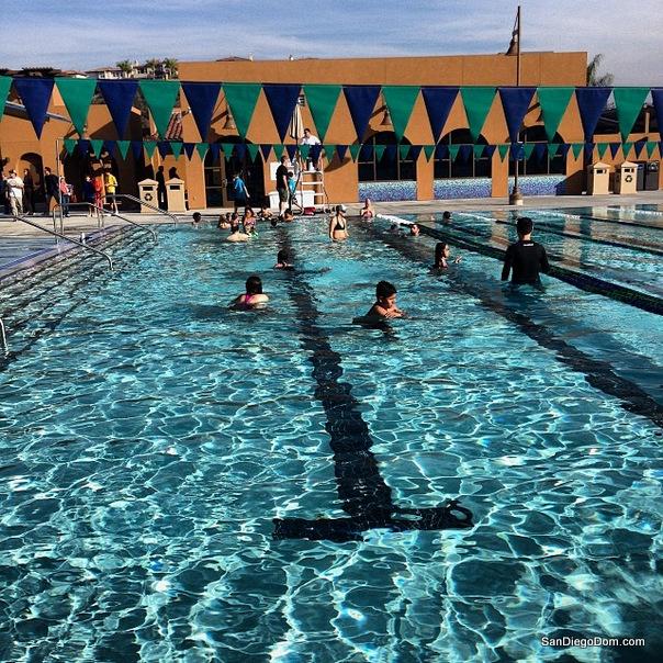 Alga Norte kids pool